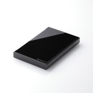 差すだけカンタン接続 USB3.0対応外付けポータブルハードディスク e:DISK ELECOM PC&TV akibahobby