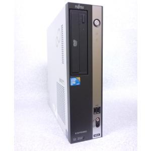 富士通 ESPRIMO D550/B Windows10 コスパ良しのデスクPC