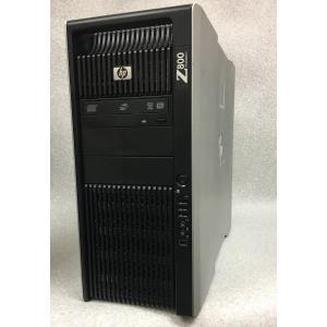 大容量メモリ96GB搭載 HP Workstation Z800 XeonX5677 二基搭載|akibahobby