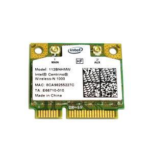 Intel Centrino Wireless-N 1000 PCI-E mini half Card 112BNHMW 内蔵無線子機 バルク|akibahobby