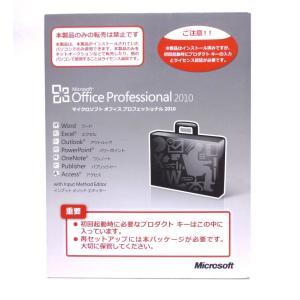 Microsoft Office Professinal 2010 開封品|akibahobby