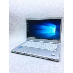 送料無料 高速SSD搭載 Panasonic Let'snote 4thGen Corei5 スリムモバイル CF-LX3|akibahobby