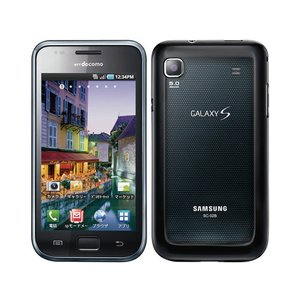 SIMフリー GALAXY S SC-02B android スマートホン SAMSUNG akibahobby