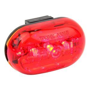 明るい LED 自転車リアライト ベルトに付けて夜間のお散歩にも|akibahobby