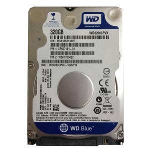 Western Digital WD3200LPVX 320GB 2.5インチ SerialATA 5400rpm 7mm厚|akibahobby