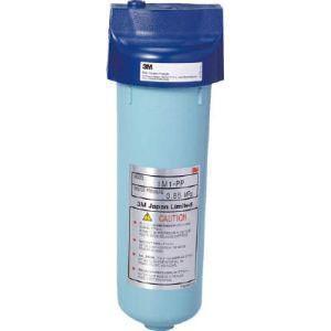 樹脂製フィルターハウジング 1M1-PP 10インチ用 47063-07|akibaoo