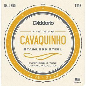 カヴァキーニョ弦 Cavaquinho /STAINLESS EJ93|akibaoo
