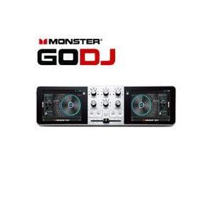 ポータブルDJシステム MONSTER GO-DJ GODJ|akibaoo