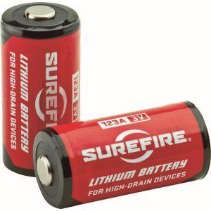 【メール便選択可】シュアファイア SF2CB バッテリー 2個入り SUREFIRE|akibaoo