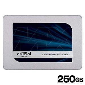 【メール便選択可】SSD 250GB 2.5インチ内蔵SSD CT250MX500SSD1