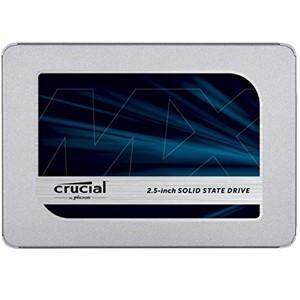 【メール便選択可】SSD 500GB mx500 SATA 6 Gbps 2.5インチ内蔵SSD C...