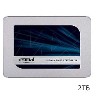 SSD 2TB MX500 CT2000MX500SSD1