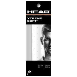 ヘッド HEAD グリップテープ エクストリームソフト 1P ジョコビッチ WH|akibaoo