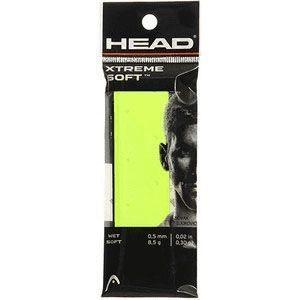 ヘッド HEAD グリップテープ エクストリームソフト 1P ジョコビッチ YL|akibaoo