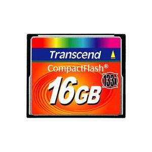 【メール便選択可】トランセンド CF 16GB TS16GCF133 133倍速 20MB/s コンパクトフラッシュ メモリ akibaoo