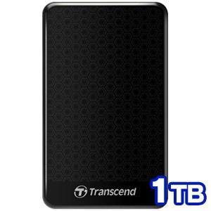 USB3.1 Gen 1 2.5インチ ポータブルHDD 1TB ブラック TS1TSJ25A3K|akibaoo