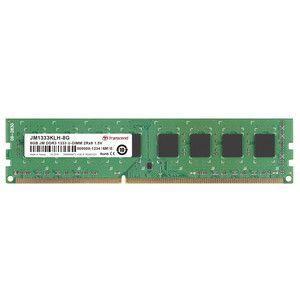 【メール便選択可】トランセンド Transcend 8GB JM DDR3 1333Mhz U-DIMM 2Rx8 512Mx8 CL9 1.5V JM1333KLH-8G|akibaoo