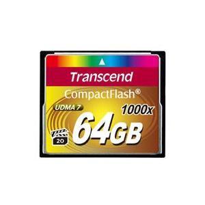 トランセンド TS64GCF1000 CF 64GB 1000倍速 コンパクトフラッシュ Transcend akibaoo