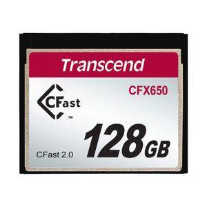 【メール便選択可】トランセンド Transcend 128GB CFast カード SuperMLC TS128GCFX650|akibaoo