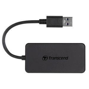 トランセンド TS-HUB2K 4ポートHUB USB3.1 Gen 1|akibaoo