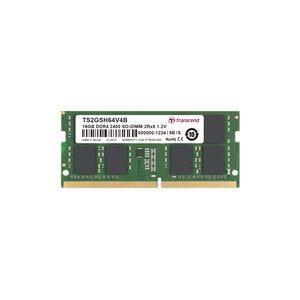 【メール便選択可】トランセンド TS2GSH64V4B16GB DDR4 2400Mhz SO-DIMM 2Rx8 1Gx8 CL17 1.2V|akibaoo