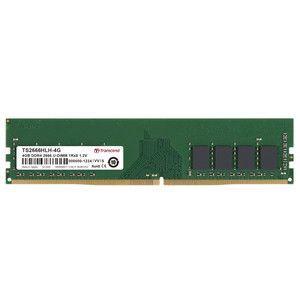 【メール便選択可】トランセンド Transcend 4GB DDR4 2666Mhz U-DIMM 1Rx8 512Mx8 CL19 1.2V TS2666HLH-4G|akibaoo
