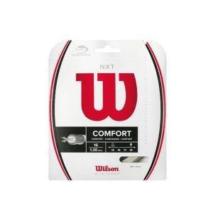 ウィルソン Wilson テニス ストリング ガット NXT POWER 16 (NXTパワー16) 硬式 WRZ942700|akibaoo