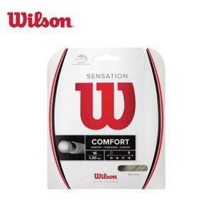 ウィルソン Wilson 硬式テニスストリング センセーション 16 WRZ941000|akibaoo