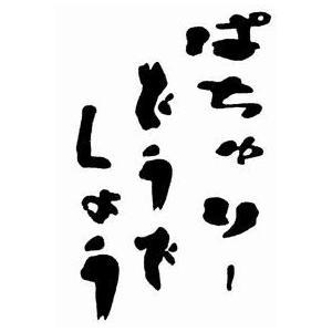 【メール便選択可】カッティングステッカー 東方○○どうでしょう。ぱちゅりー(黒) 【No Name?】 akibaoo
