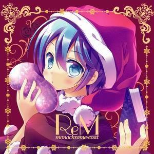 【メール便選択可】ReM 【monochrome-coat】|akibaoo
