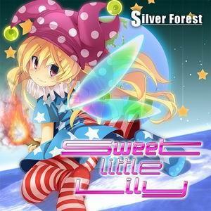 【メール便選択可】Sweet little Lily 【Silver Forest】