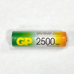 ニッケル水素電池GP250AAHC(単三2500mAh)|akibaoo