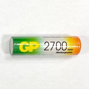 充電池 単3形(2700mAh) 1本 GP270AAHC|akibaoo