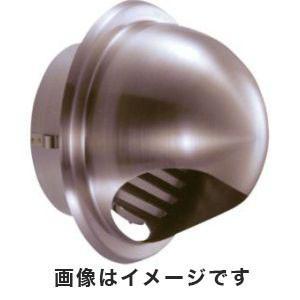 ステン丸型フード付ガラリ 水止め無し 150Φ UK-GSN150SJA akibaoo