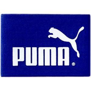 PUMA プーマ キャプテンズ アームバンドJ OLYMPIANBLUE 51626|akibaoo
