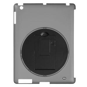 iPad用回転スタンド付きシェルカバー GH-CA-IPADRK(ブラック)|akibaoo