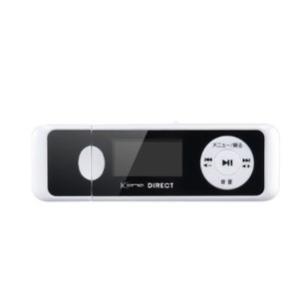 デジタルオーディオプレーヤー KANA DIRECT GH-KANADT8-WH(ホワイト)|akibaoo
