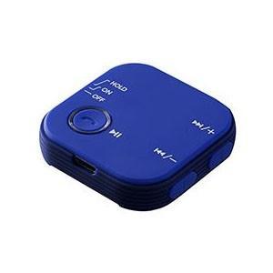 Bluetooth4.1 ワイヤレス オーディオレシーバー GH-BHRB-BL ブルー|akibaoo