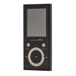 Bluetoothイヤホン・スピーカー対応 MP3プレーヤー KANA BT ブラック GH-KANABT16-BK|akibaoo