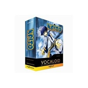 CRV2 KAITO VOCALOID 歌声合成ソフト|akibaoo