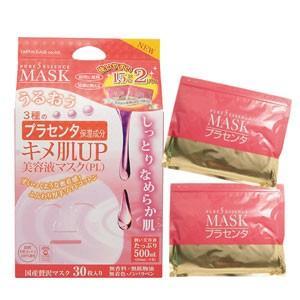 ピュアファイブエッセンスマスク(キメ)30枚 プラセンタ JM-10560|akibaoo