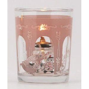 ムーミン  グラスランプ リトルミイ  ☆   722000 13202の商品画像 ナビ