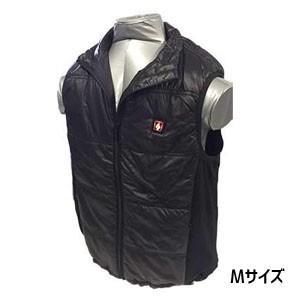 速暖!ヒートベストIII(黒) PHBIII   各サイズ(M/L/LL)の商品画像|ナビ