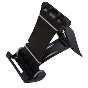 スマートフォン タブレット用 折り畳みスタンドホルダー スマホスタンド 持ち運びに|akibaoo