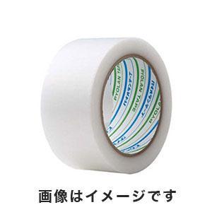 パイオラン養生用粘着テープ クリア 50mmX25m 厚さ0.16mm【30巻】Y-09-CL|akibaoo
