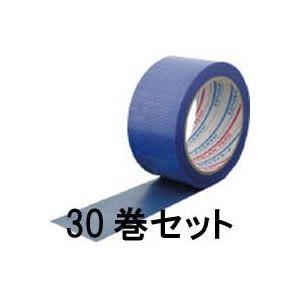 パイオラン微粘着養生テープ  ブルー 50mmX25m 厚さ0.16mm【30巻】Y-03-BL|akibaoo