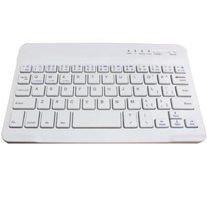 超薄型 ブルートゥース Bluetooth キーボード ホワイト|akibaoo