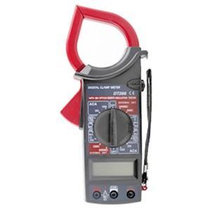交流電流・直流電圧・交流電圧・抵抗の各測定が可能!ディアドロップ型のトランスコアで狭い場所、配線の込...