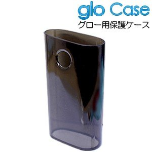 glo用 保護ケース クリアブラック グロー|akibaoo