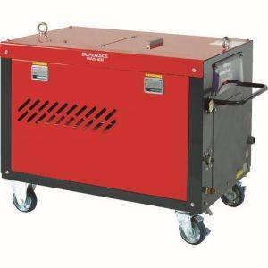 スーパー工業 SAL-1450-2 60HZ モーター式高圧洗浄機 超高圧型 メーカー直送 代引き不...